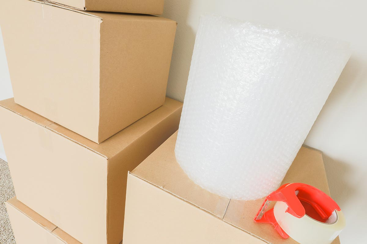 pick the right packing materials
