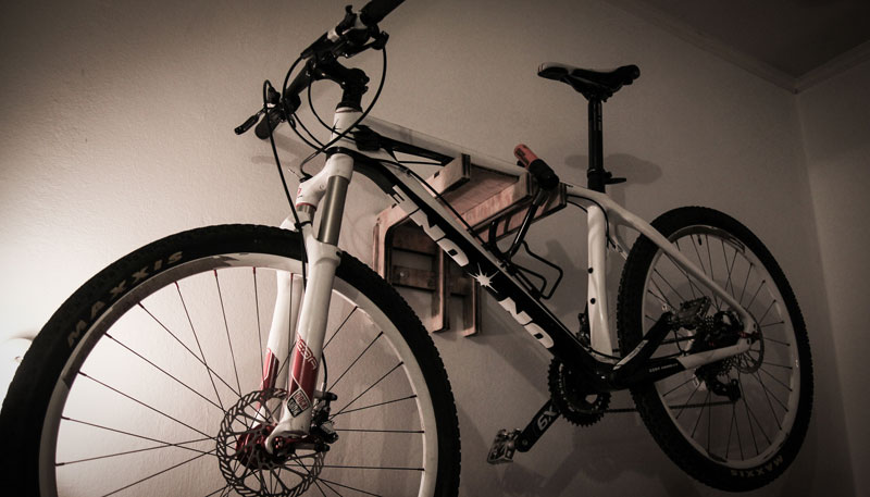 Clever storage solutions xtraspace - Colgar bici pared ...