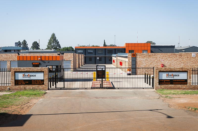 XtraSpace Vereeniging storage facility