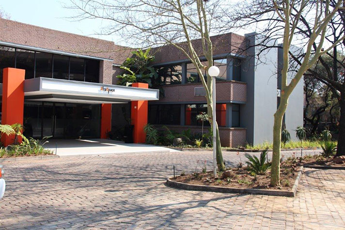 Sandton office space xtraspace for Morningside manor
