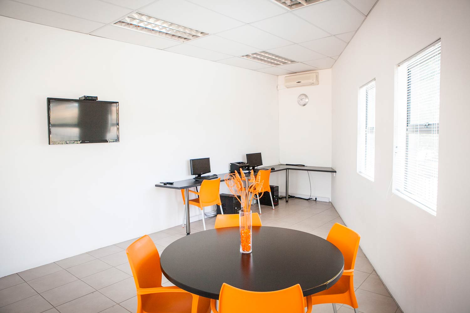 Business center at XtraSpace Edenvale North