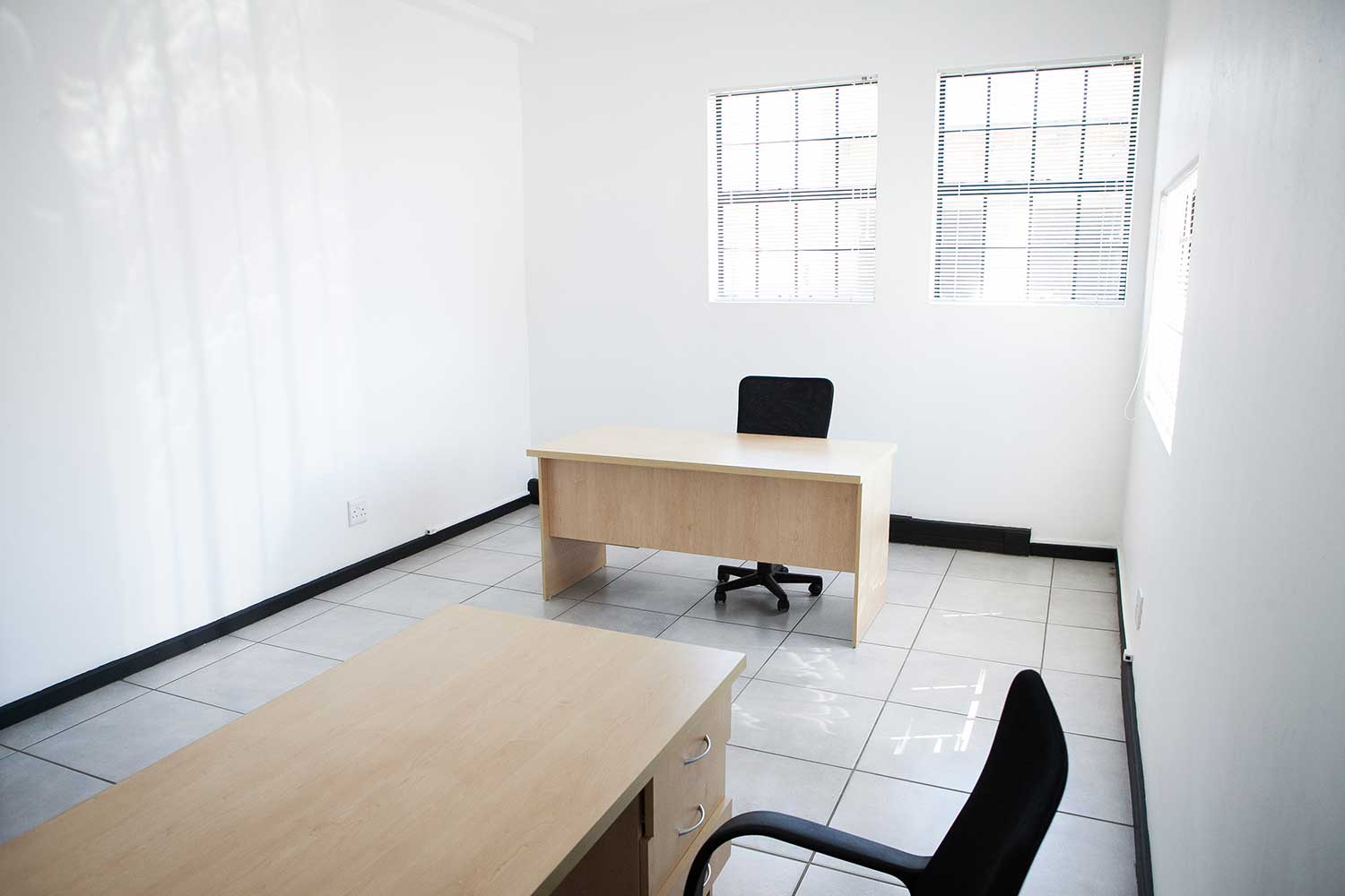 Flexi office at XtraSpace Vereeniging
