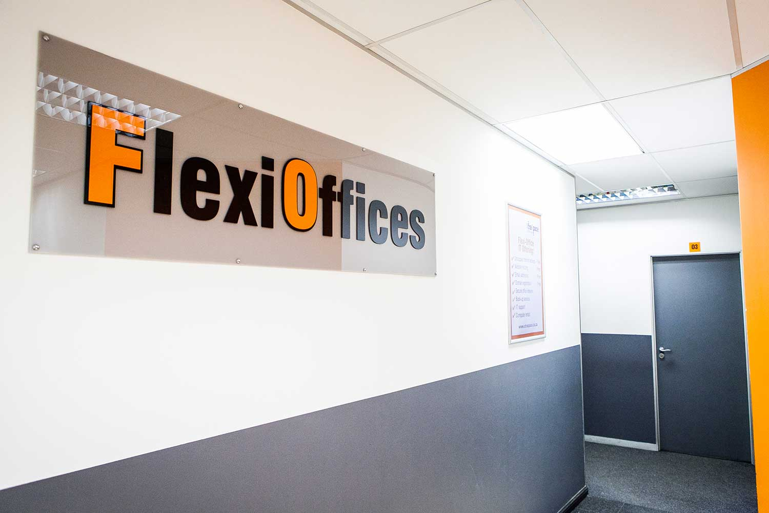 Flexi offices at XtraSpace Wynberg Sandton