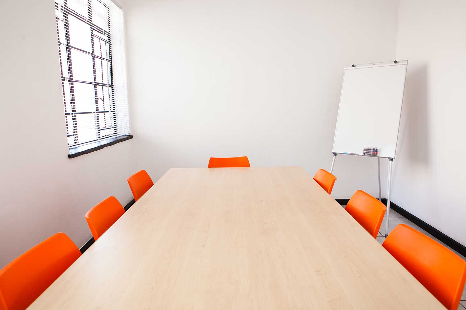 Meeting room at XtraSpace Vereeniging