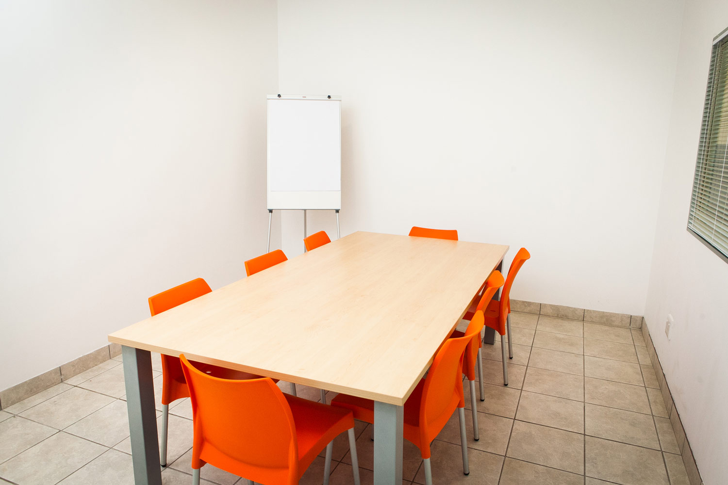 Meeting room at XtraSpace Willowton