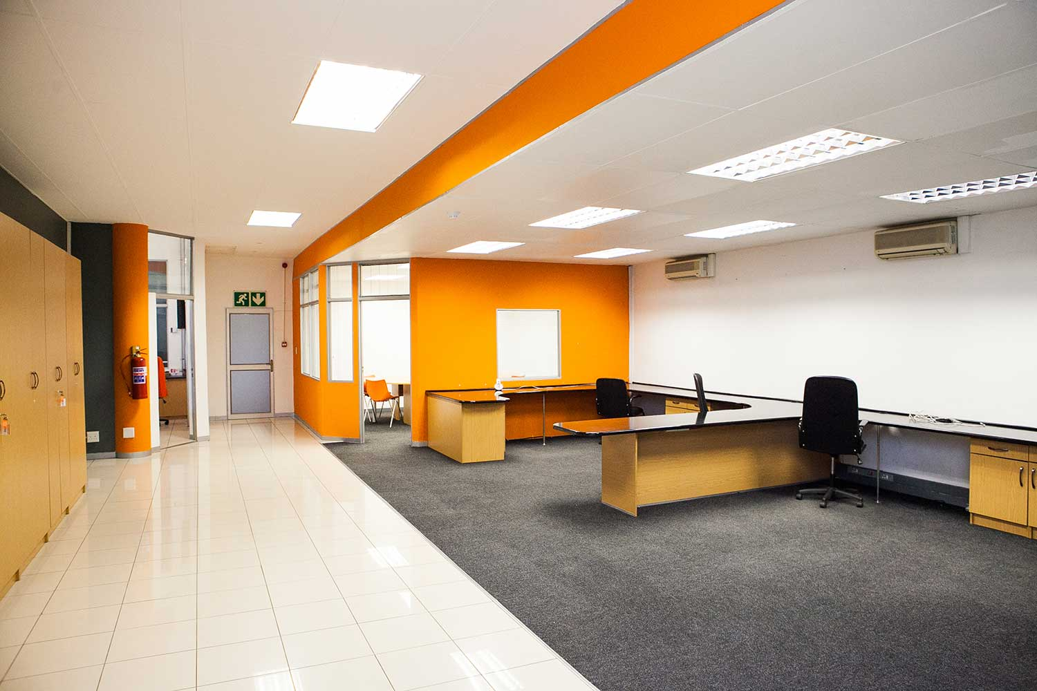 Flexi offices at XtraSpace Commissioner Street