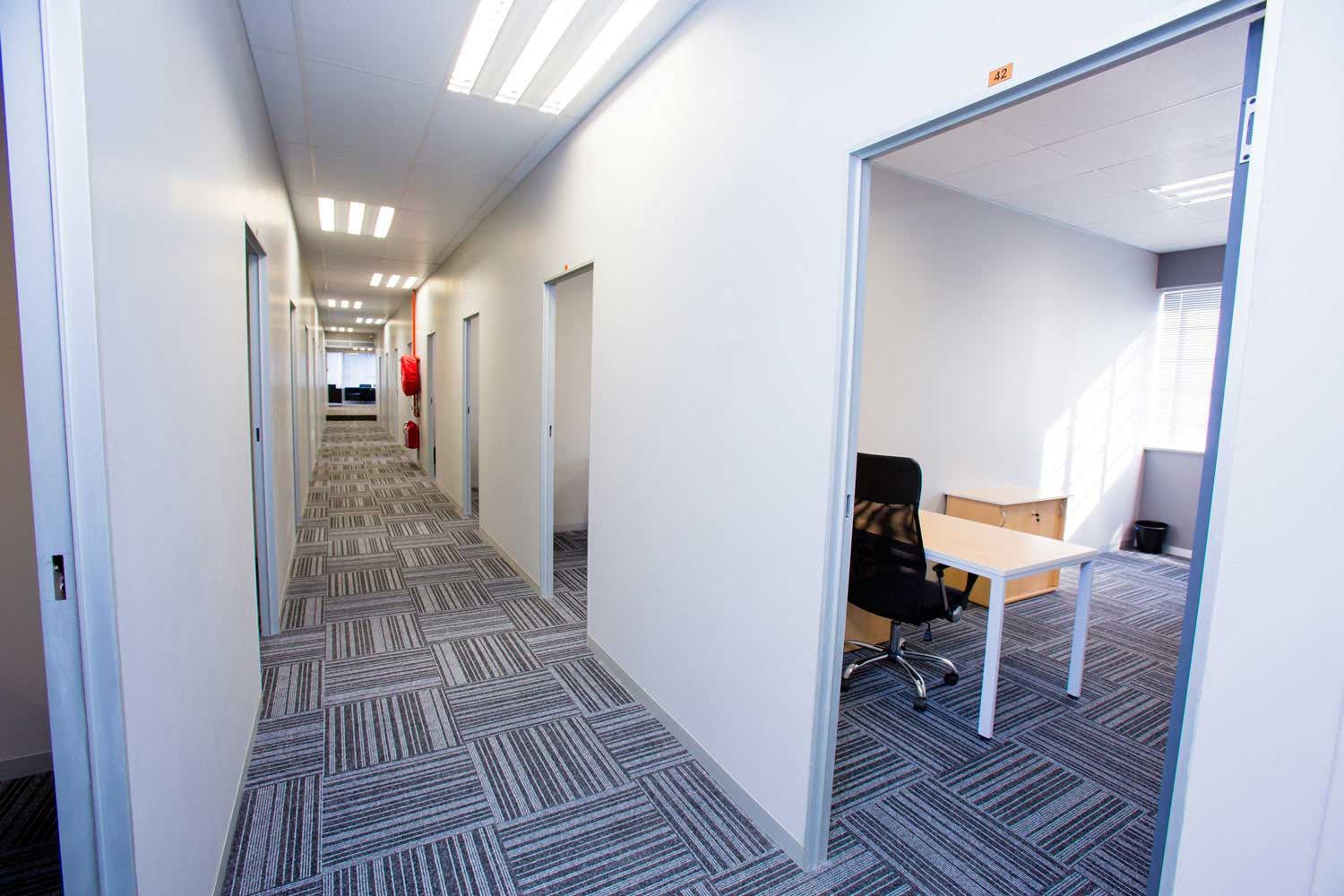 XtraSpace Flexi Offices in Durban