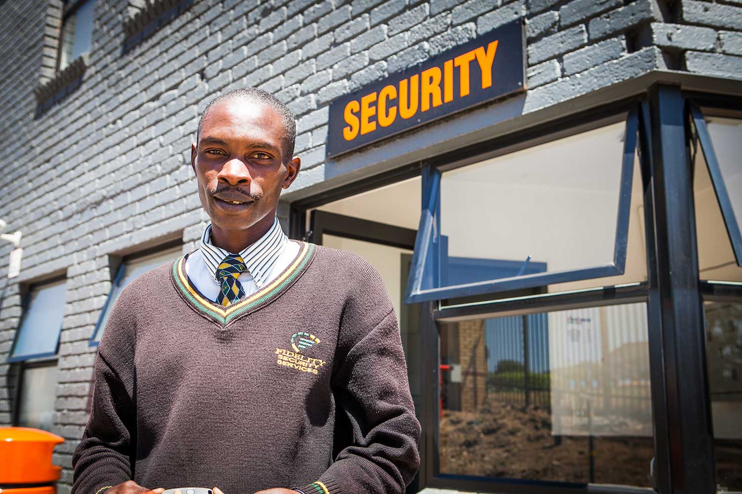 Onsite security at XtraSpace Edenvale North