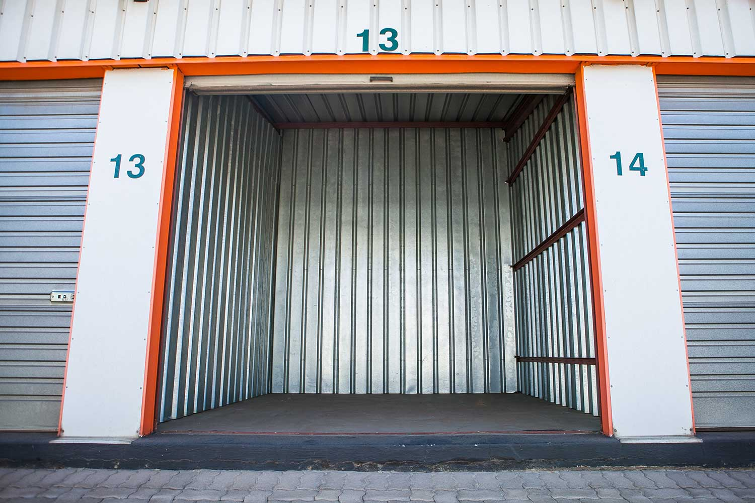 Self storage unit at XtraSpace Edenvale South