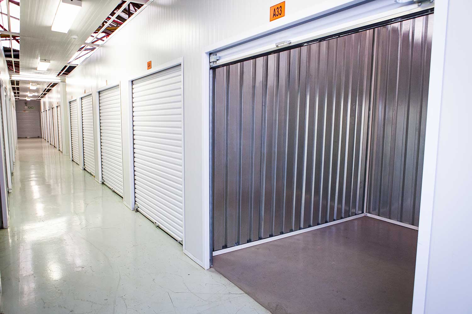 Self storage unit at XtraSpace Wynberg Sandton