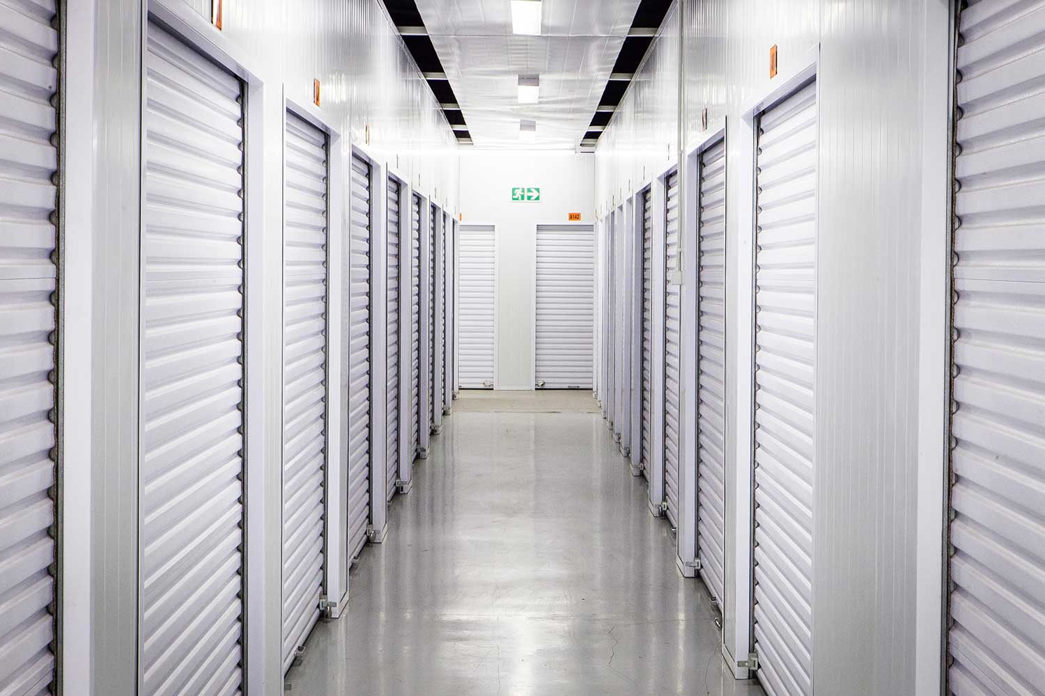 Self storage units at XtraSpace Wynberg Sandton
