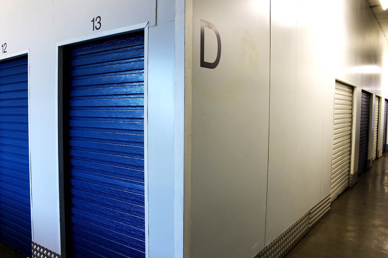 Self storage units at Store Some More Wynberg Sandton