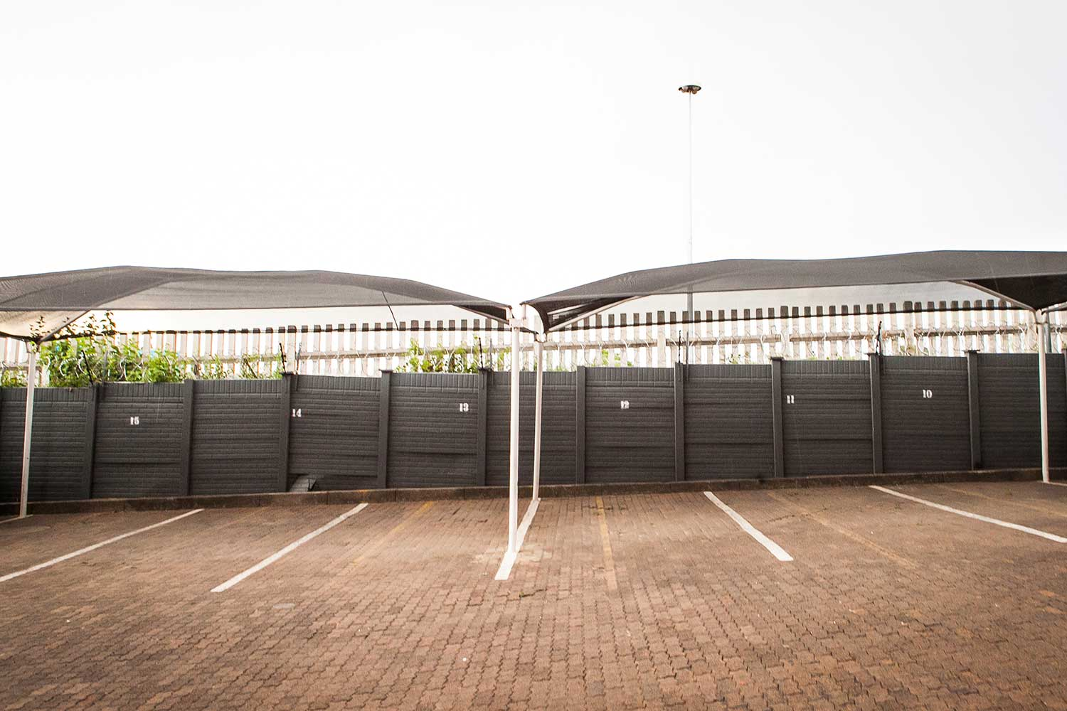 Car, trailer, caravan and boat storage space at XtraSpace Wynberg Sandton
