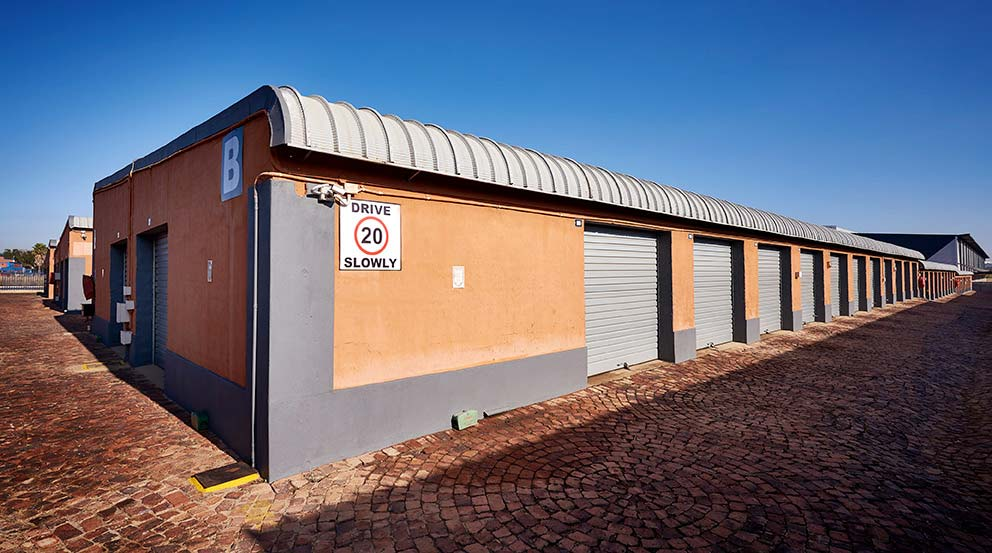 xtraspace self storage kempton park