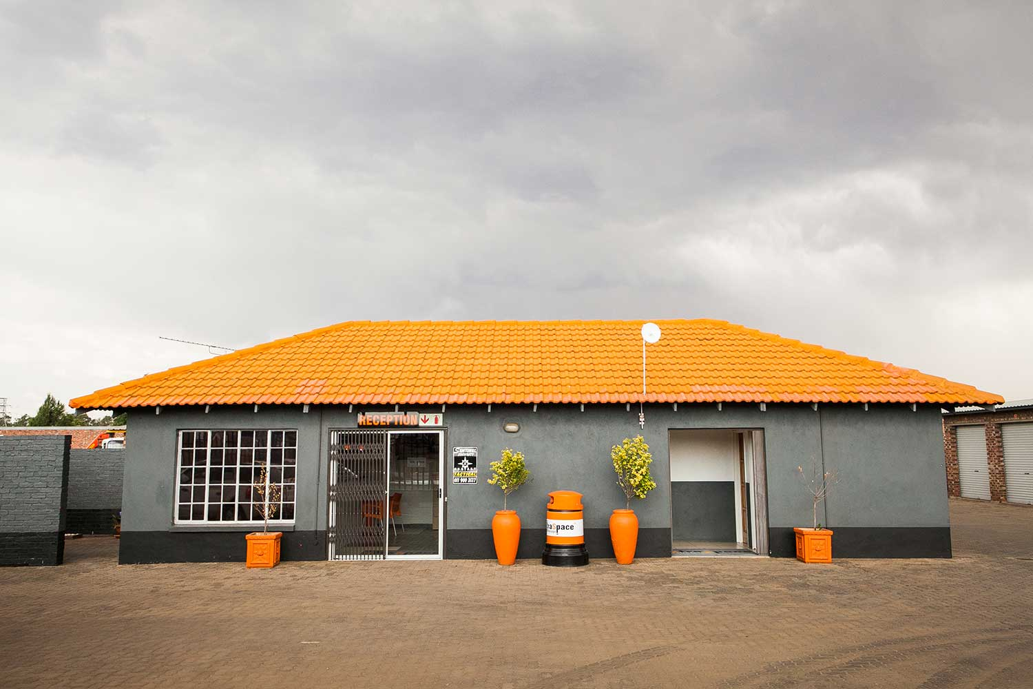 XtraSpace self storage facility in Alberton Garfield Rd