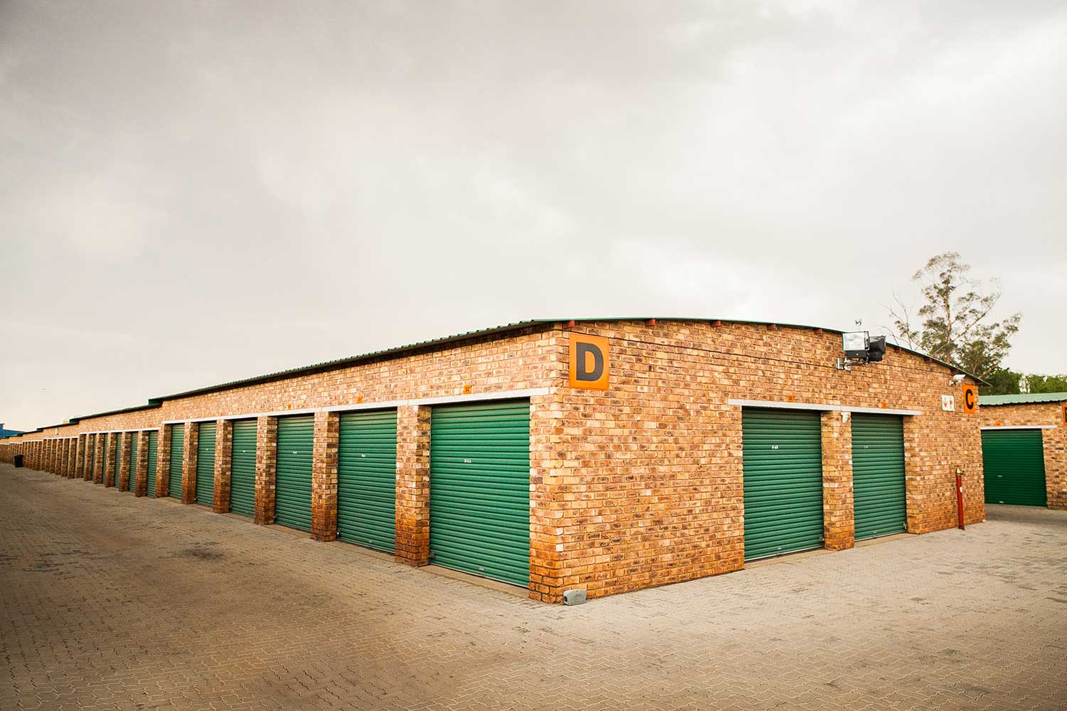 XtraSpace self storage facility in Alberton Goodwood Rd