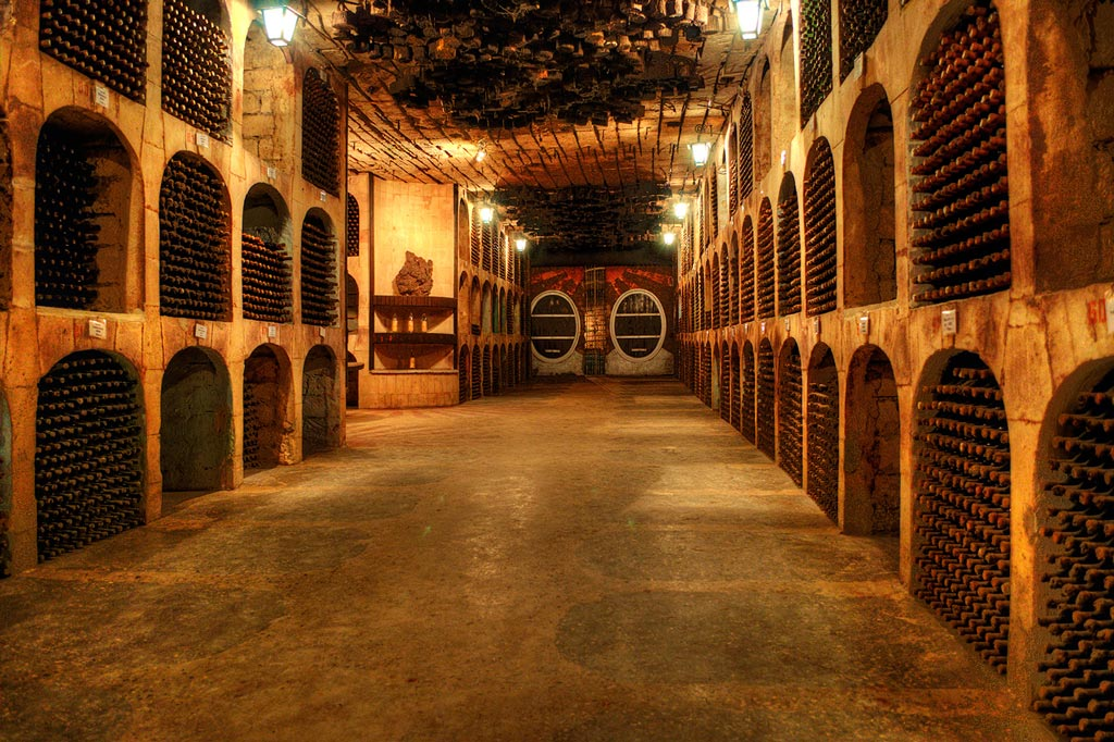 Largest Wine Cellar : Five of the world s biggest storage spaces no xtraspace