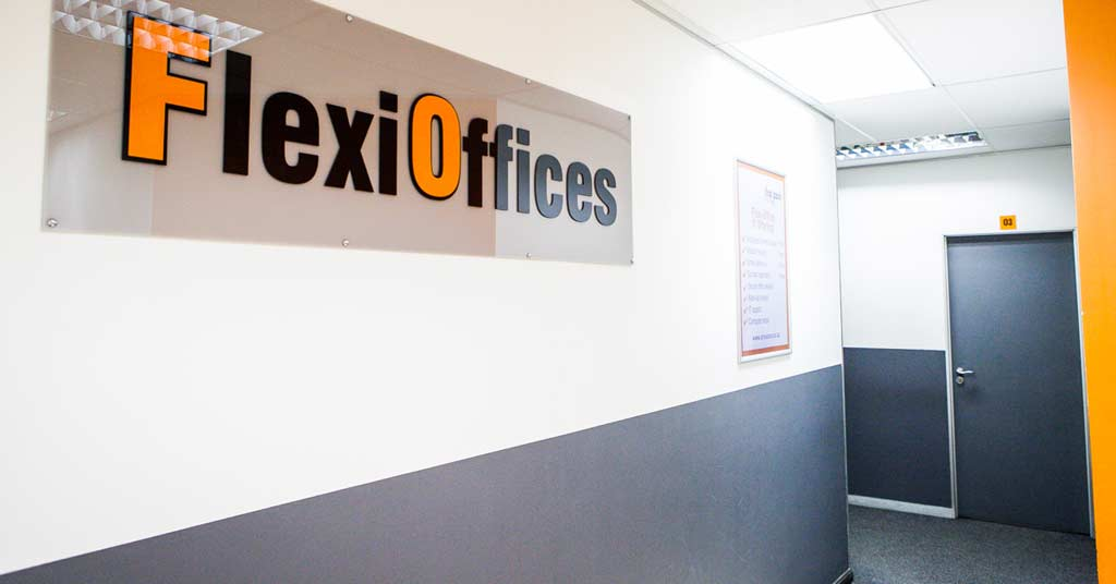 XtraSpace Flexi Office Sign