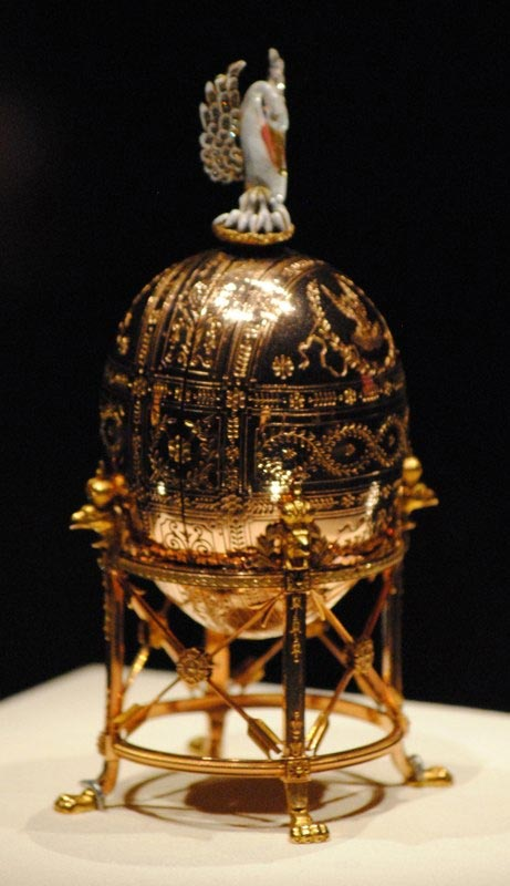 pelican faberge egg