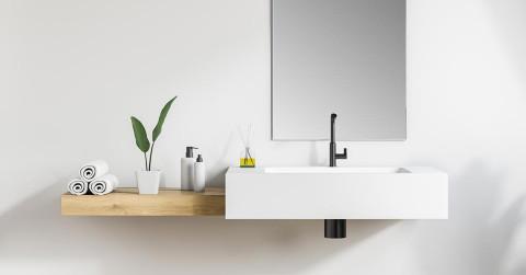 declutter your bathroom