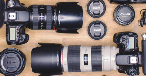How To Store Camera and Film Equipment