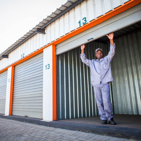xtraspace self storage edenvale