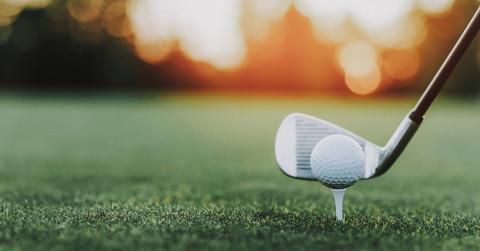 store golf equipment