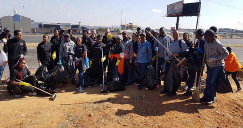 mandela day 2017 clean up