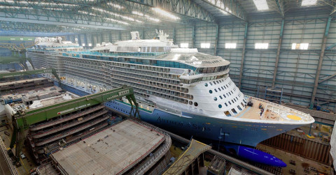 Meyer Werft Dock 2