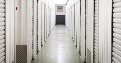 mini self storage