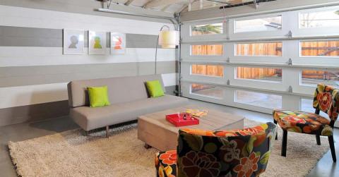 repurposed garages