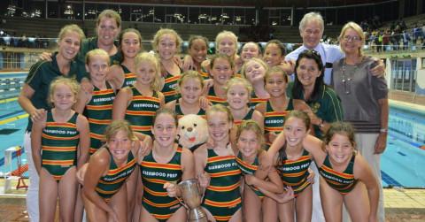 Glenwood Preparatory School Aquatics team