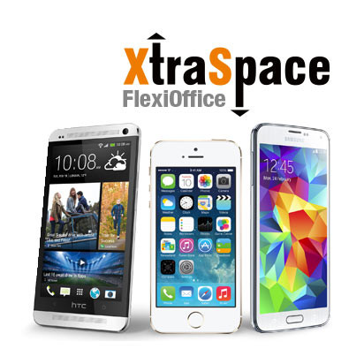 XtraSpace smartphone competition