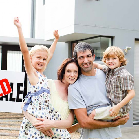 buying a home steps