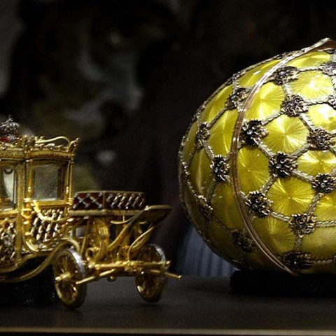 faberge imperial easters eggs
