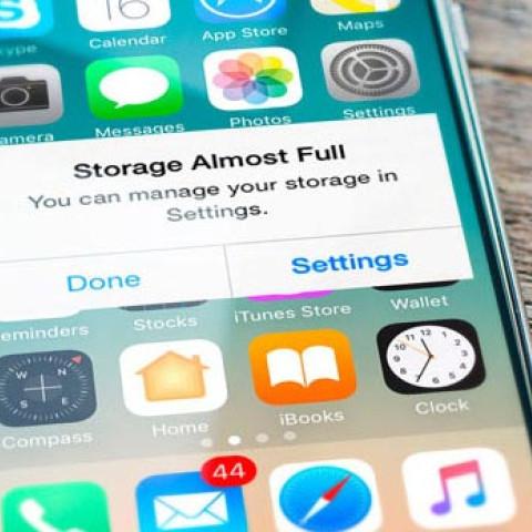 simple ways free storage space iphone