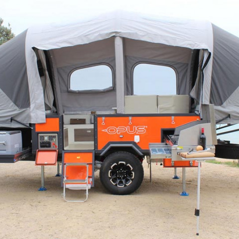 innovative camping trailers