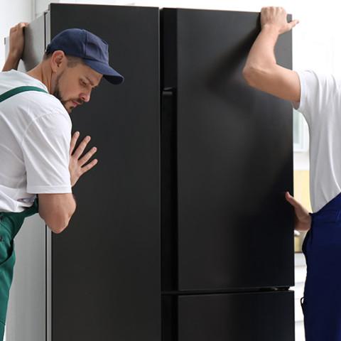 move a fridge