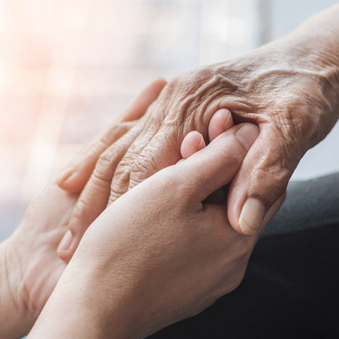 moving a family member into care