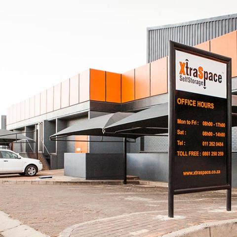 Johannesburg storage