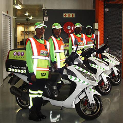Traffic FreeFlow employees