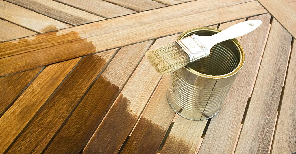 weatherproofing and protecting outdoor furniture